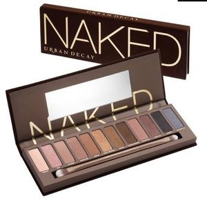 NEW Urban Decay NAKED Eyeshadow Palette
